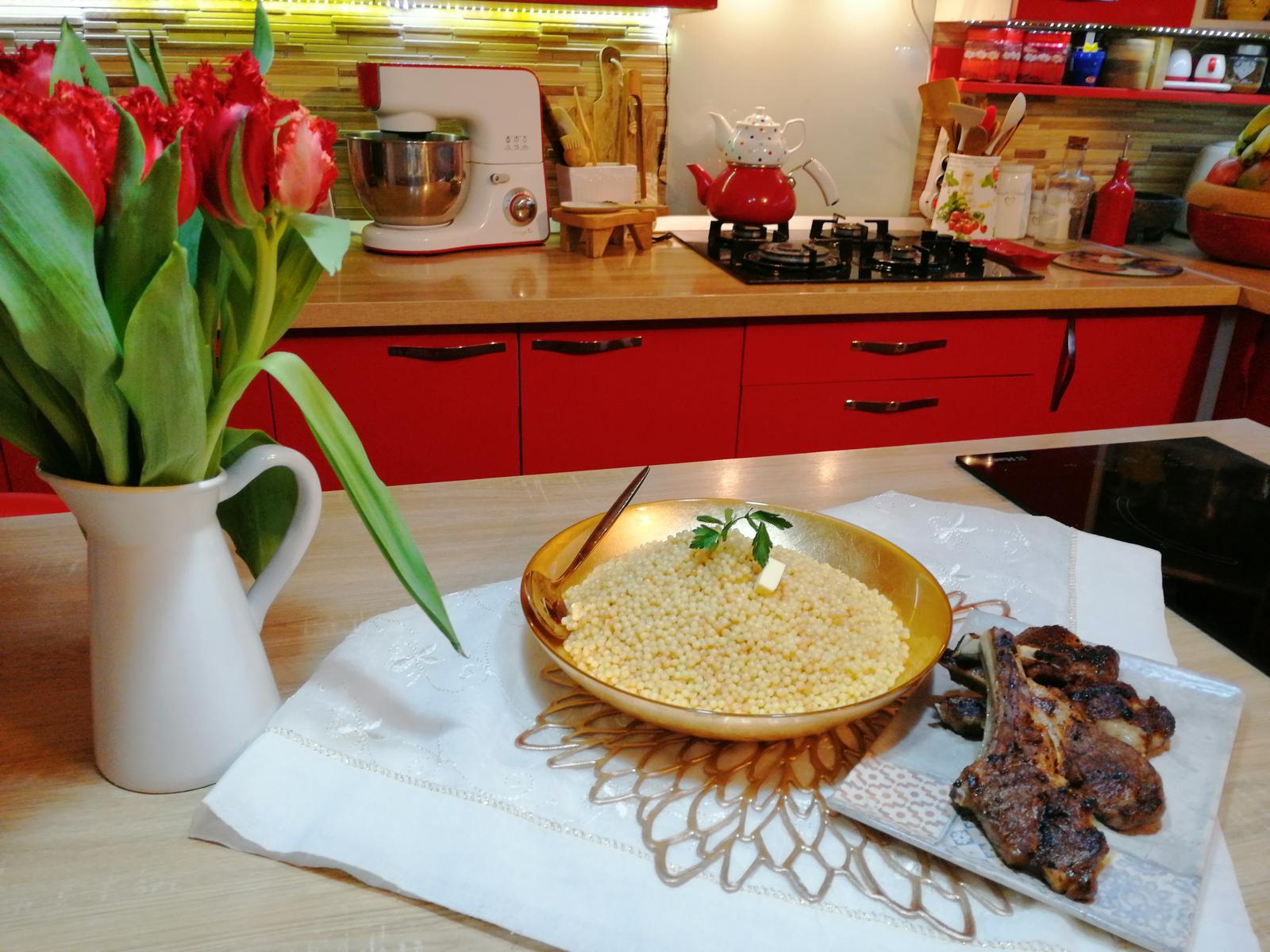 Cuscus /Turkish cuscus – cea mai bună rețeta